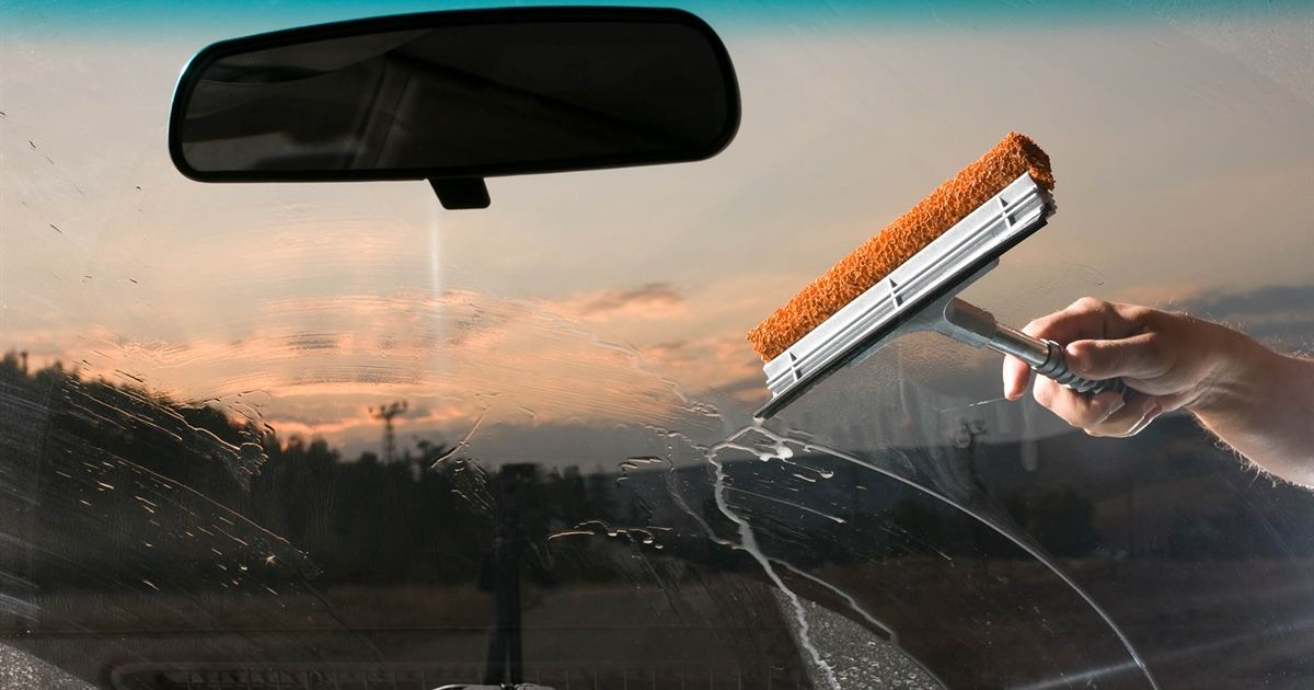 9 cleaning tips for streakfree car windows Car window