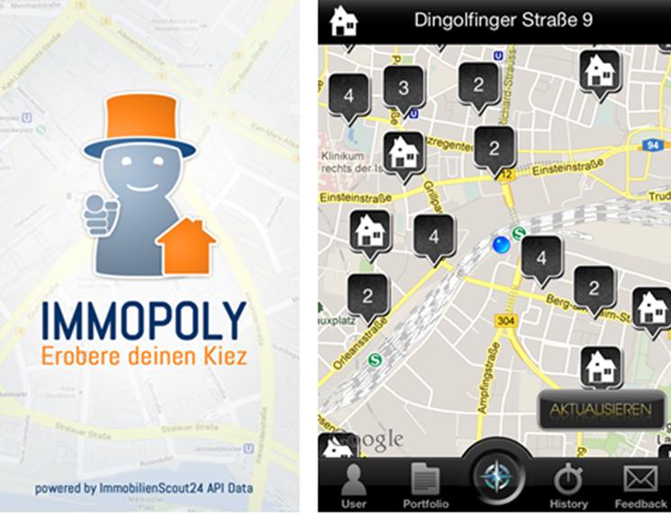 Immopoly: Endlich Makler im eigenen Kiez sein   16.4.2012