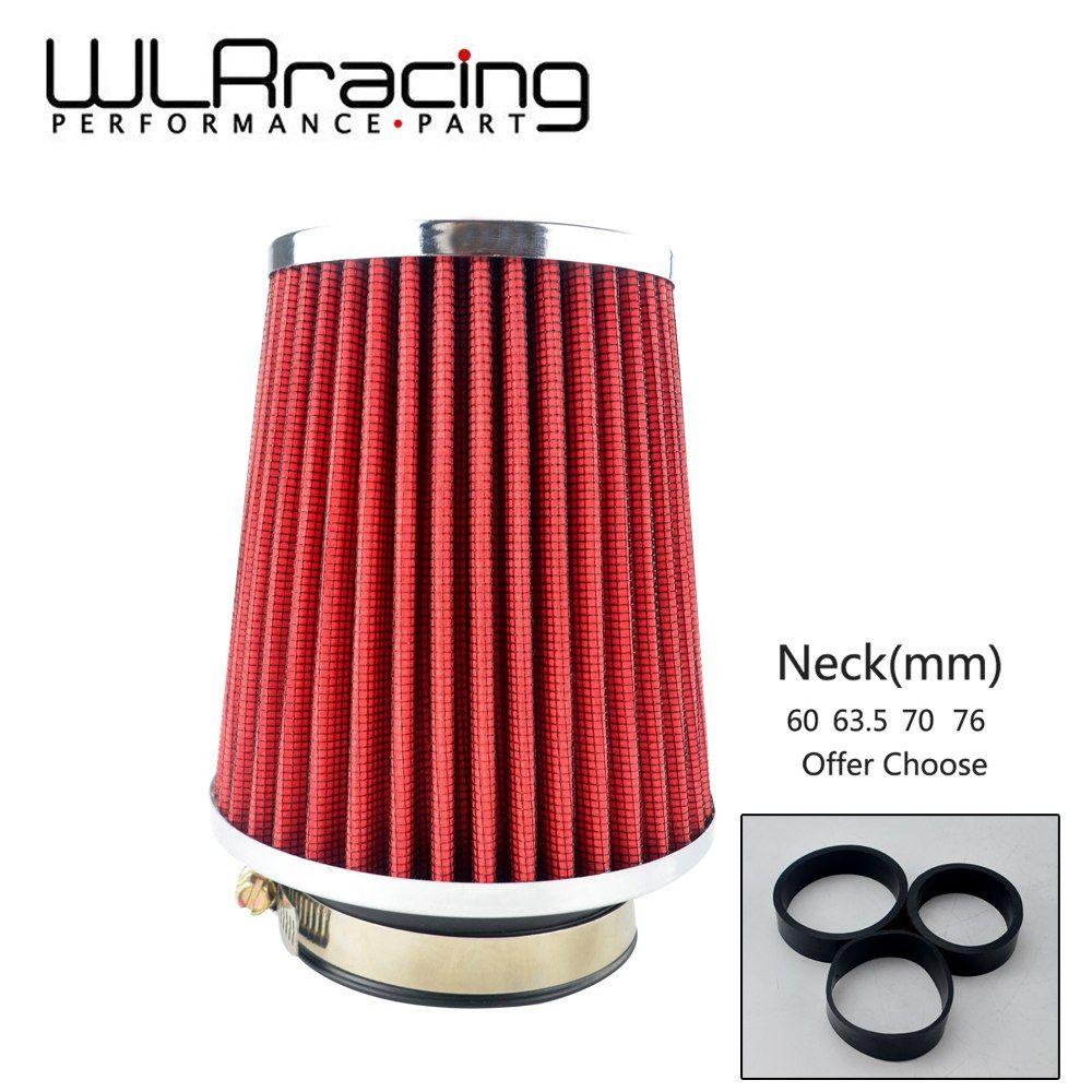 WLR Universal Car High Flow Cold Air Intake Air Inlet