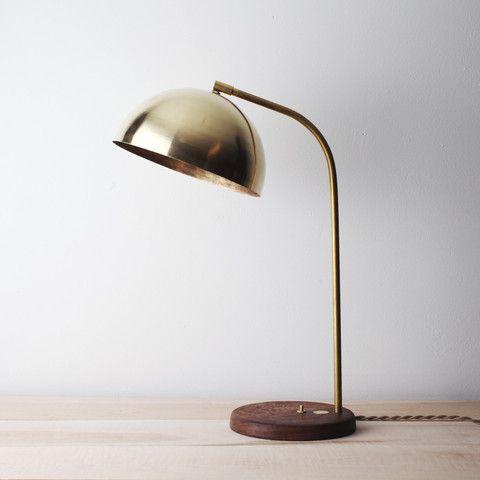 Half dome lamp allied maker inspiration torso vertical inspirations www torsovertical com