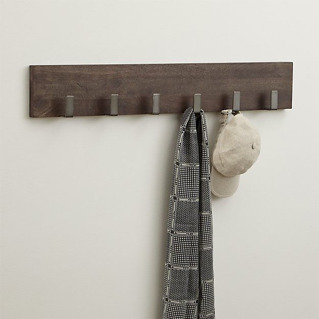 Leigh Wall Mounted Coat Rack Stuff I Want Pinterest Wall Cool Leigh Wall Mounted Coat Rack