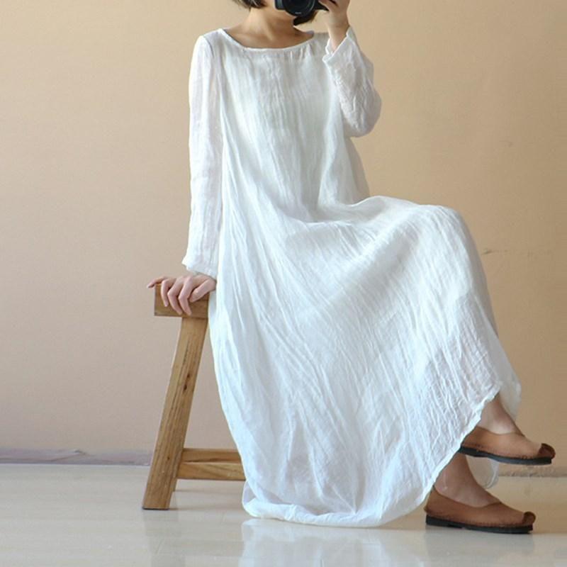 a438df3104ef Light-Airy-Cotton-Summer-Dress-Long-Light-Linen-Dress -Long-Beach-Cover-Up-Beach-Dress-Elven-Meadow