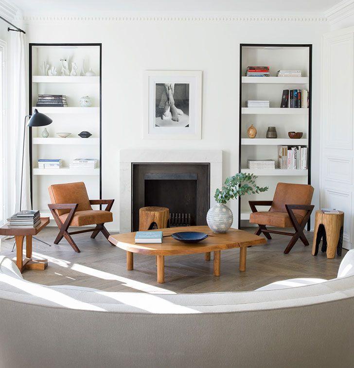 Минималистичные апартаменты на юге Парижа интерьер Pinterest Gorgeous Apartment Design Online Minimalist