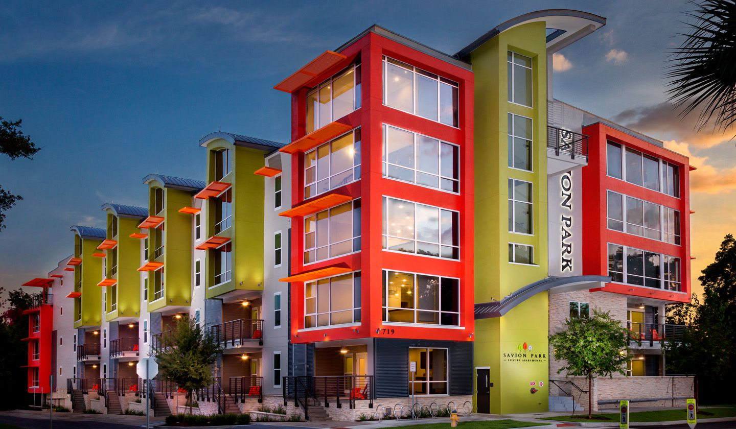 Savion Park apartments in Gainesville are located steps