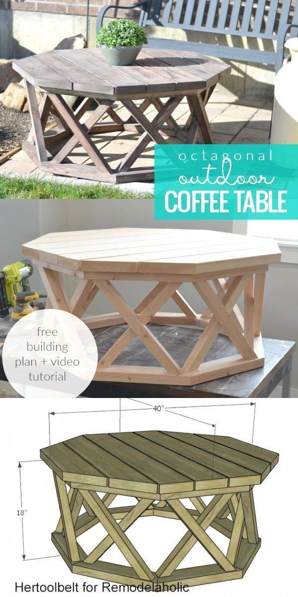 Pläne für Holzbearbeitungsmöbel – CLICK PIN für viele DIY-Holzprojektpläne. 878 #WoodWorking