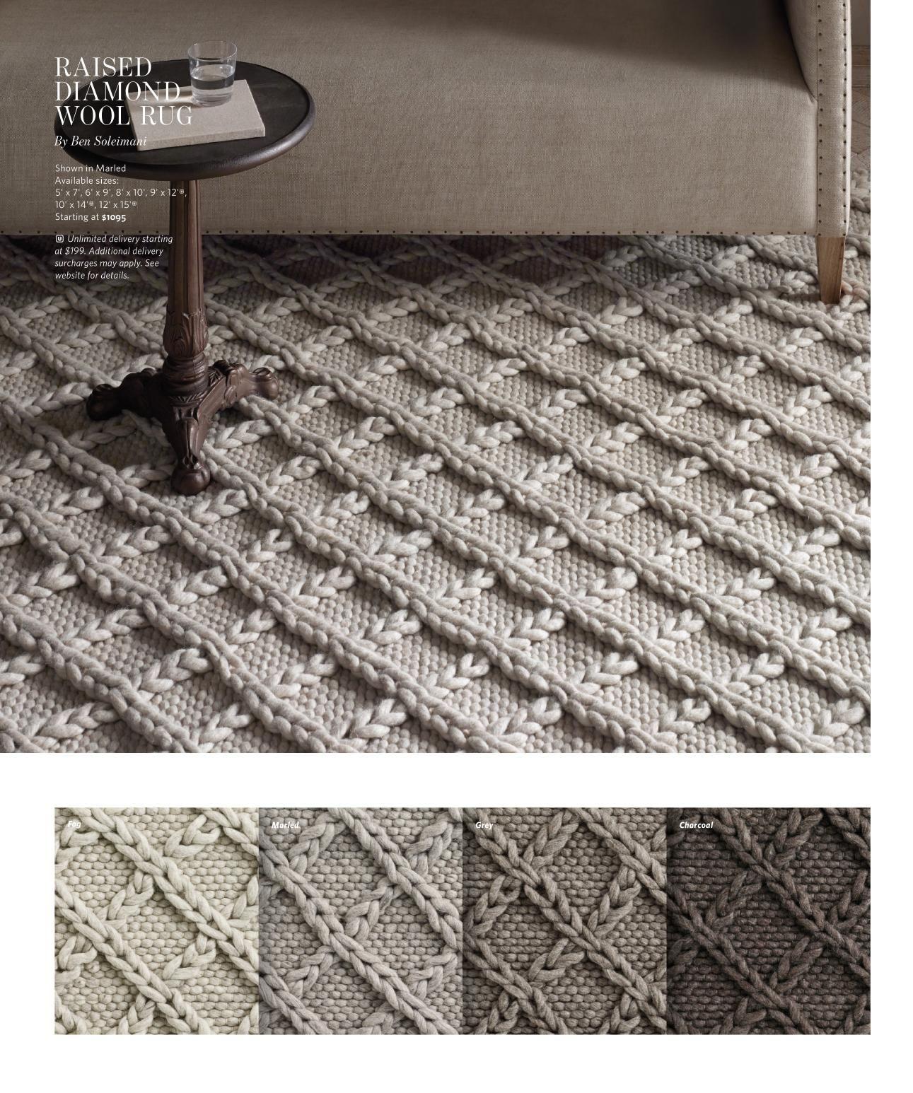 Rh Source Books Rugs On Carpet