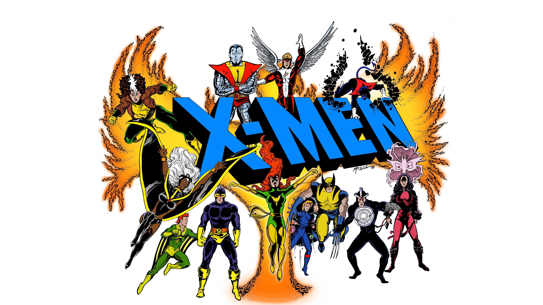 X Men Comics Comics X Men Cyclops Phoenix X Men Colossus