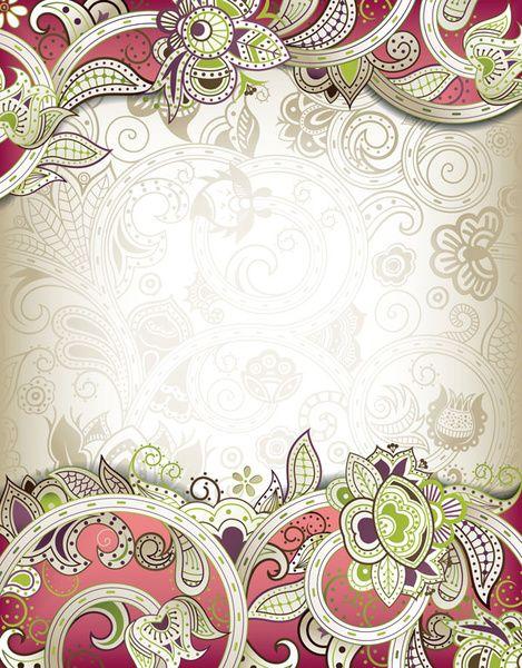 Elements Ornate Floral Frame In 2020 Graphic Design Art Vector