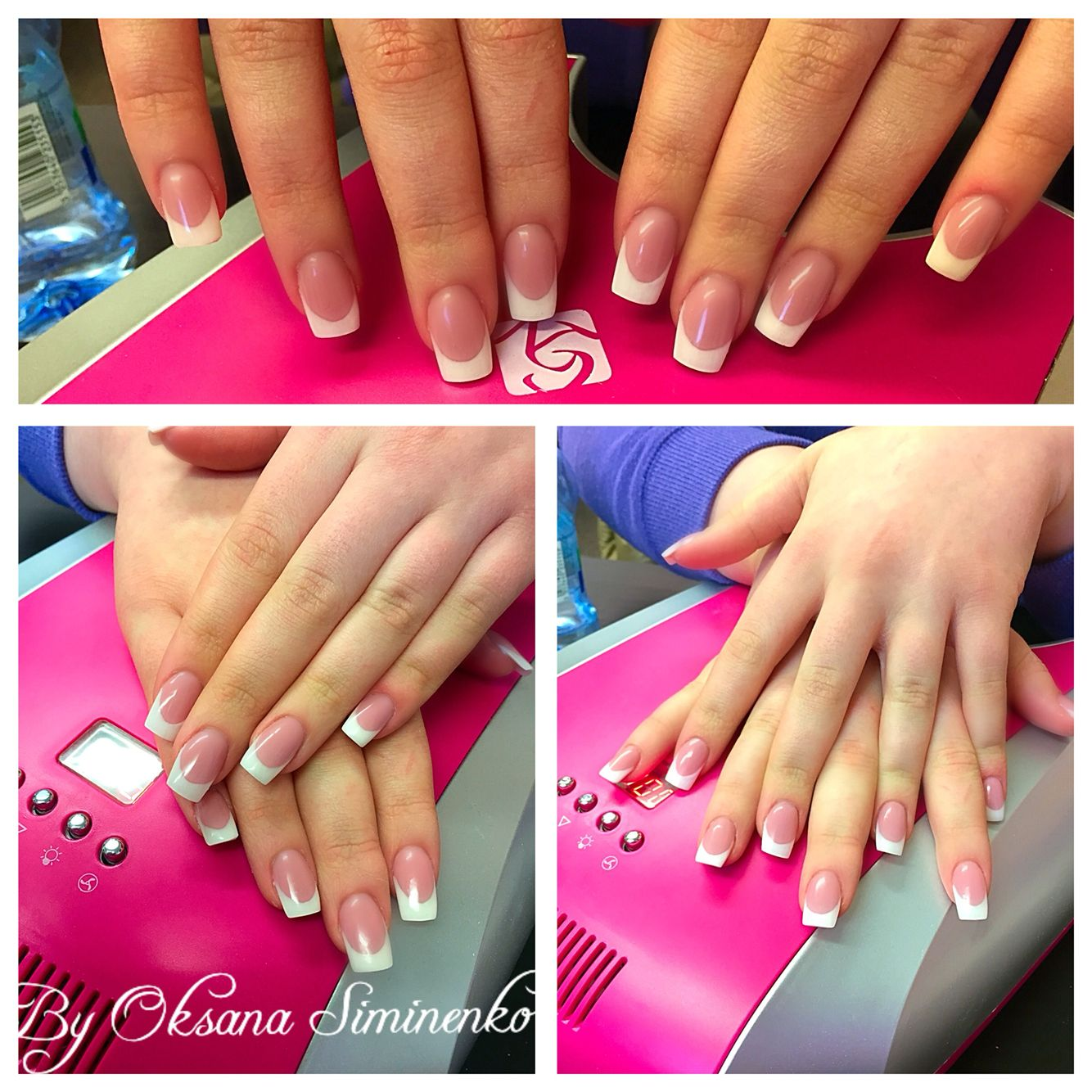 At Crystal Nails Ireland Course For My Model Ana With Images Crystal Nails