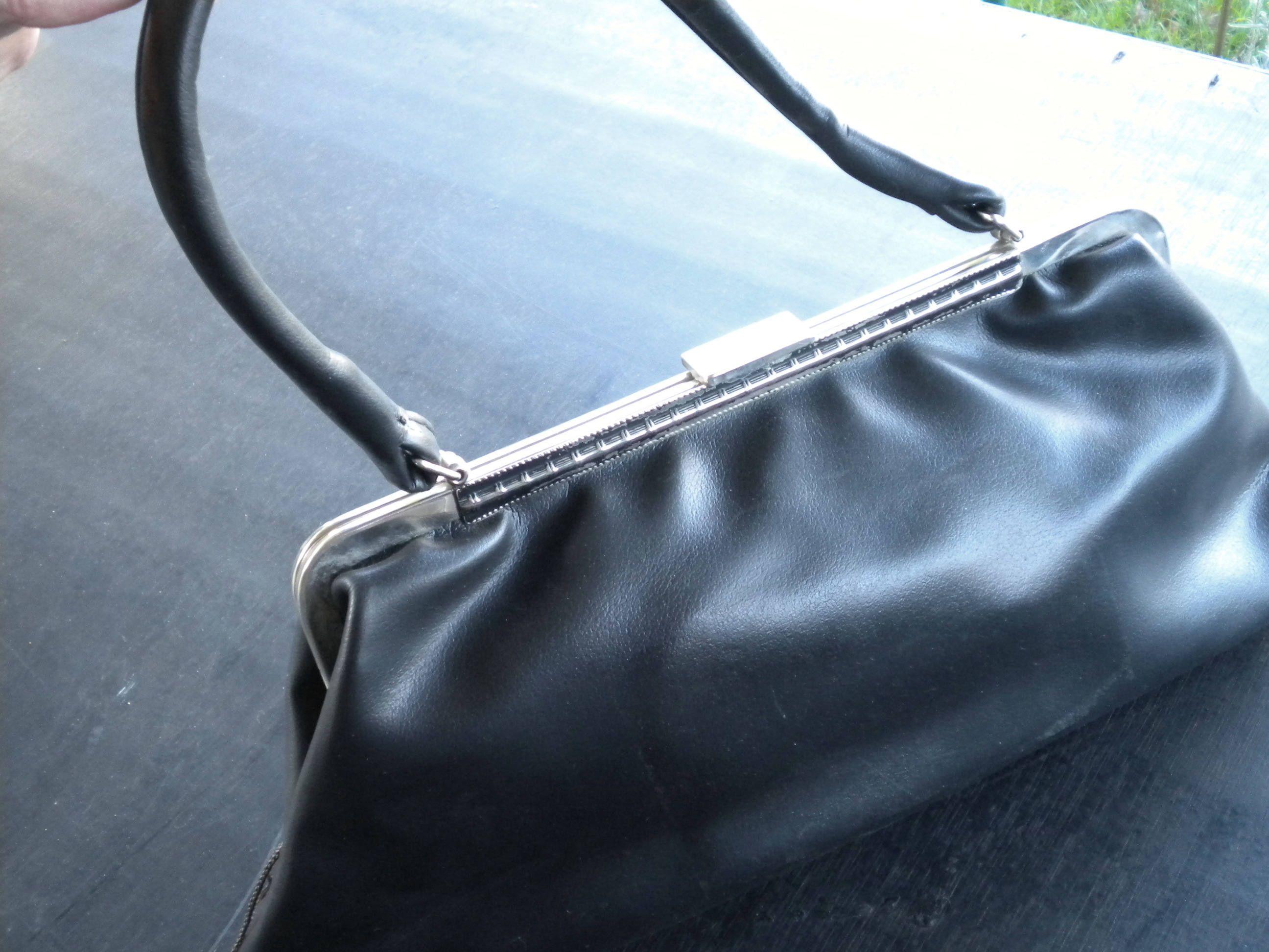 Tasche mit Clipverschluss