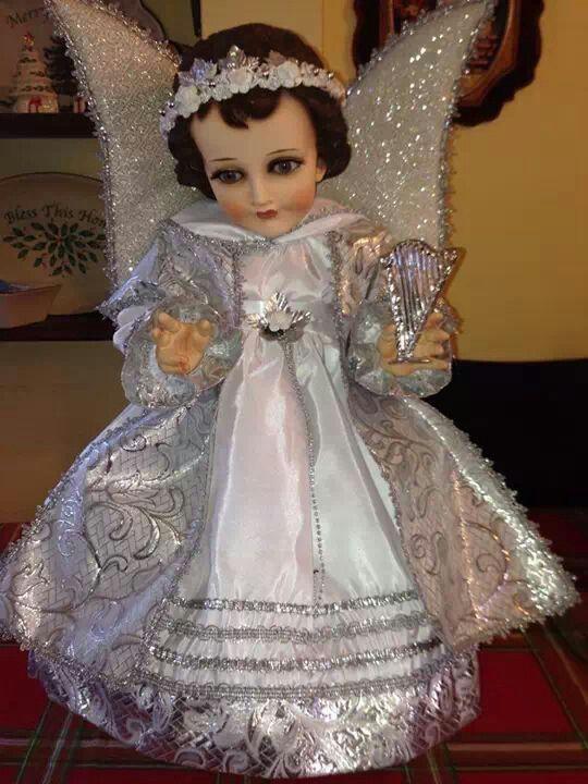 Angel De La Guarda Trajes De Niño Dios Niño Dios Vestido