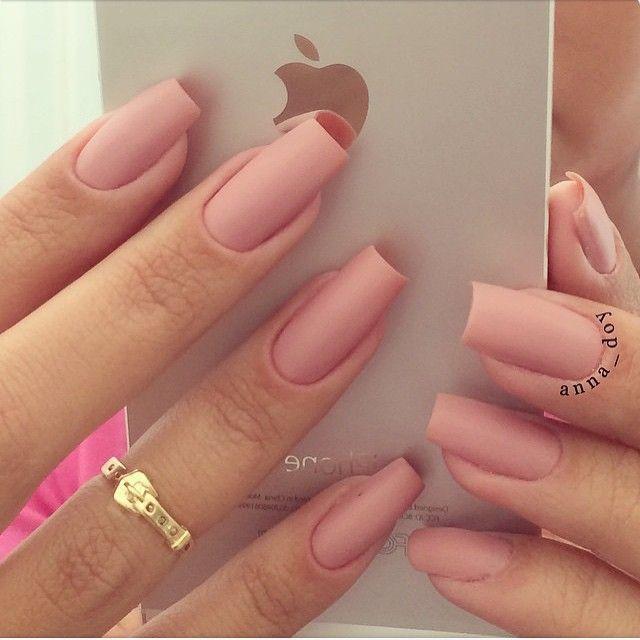 Resultado De Imagen Para Nails Rosa Pastel Manicura De