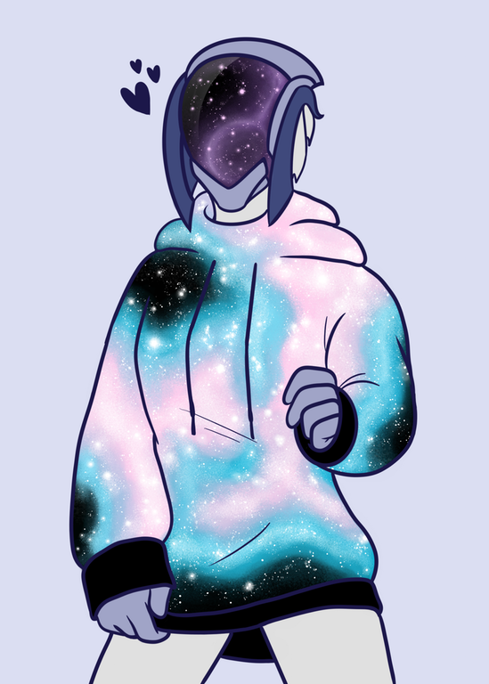 Artemis with a space hoodie <3 : Brawlhalla | Brawlhalla in