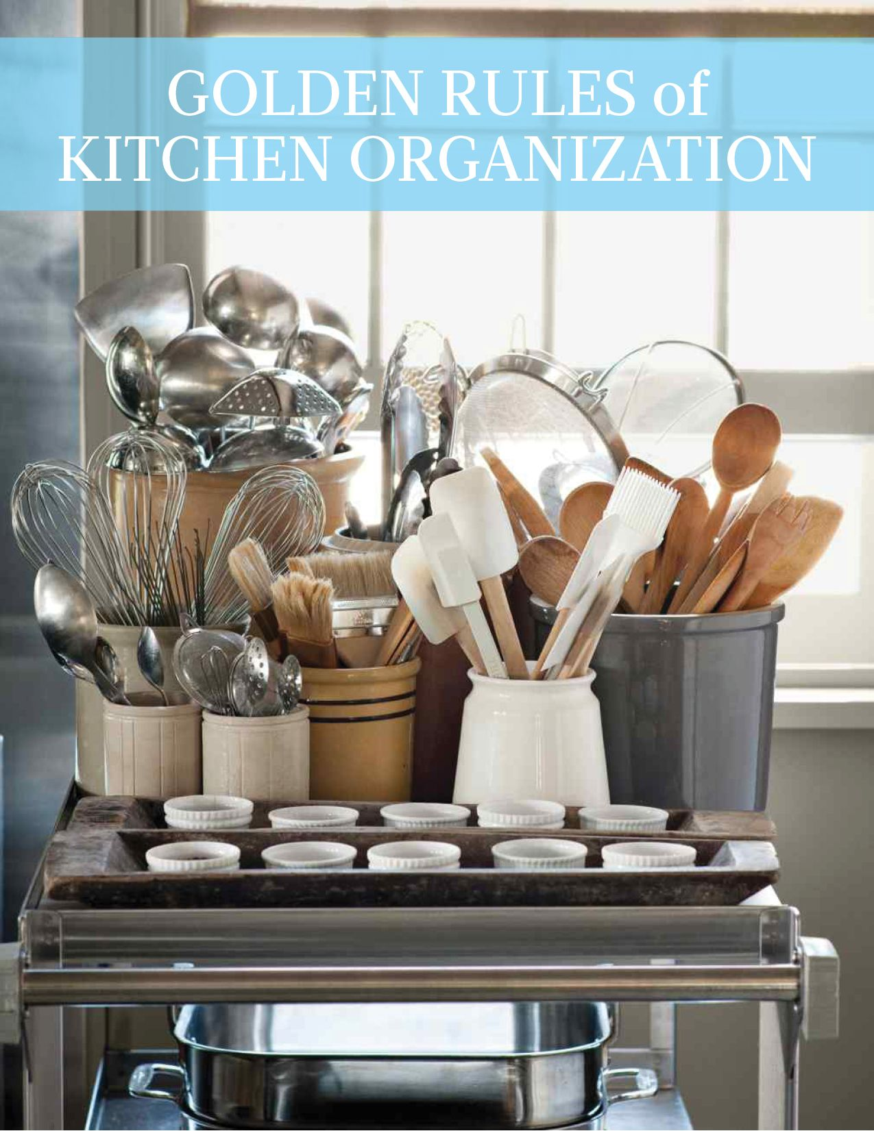 Martha S Top Kitchen Organizing Tips Kitchen Tops Kitchen