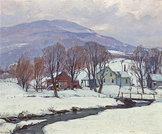 EMILE ALBERT GRUPPE, American (1896-1978),