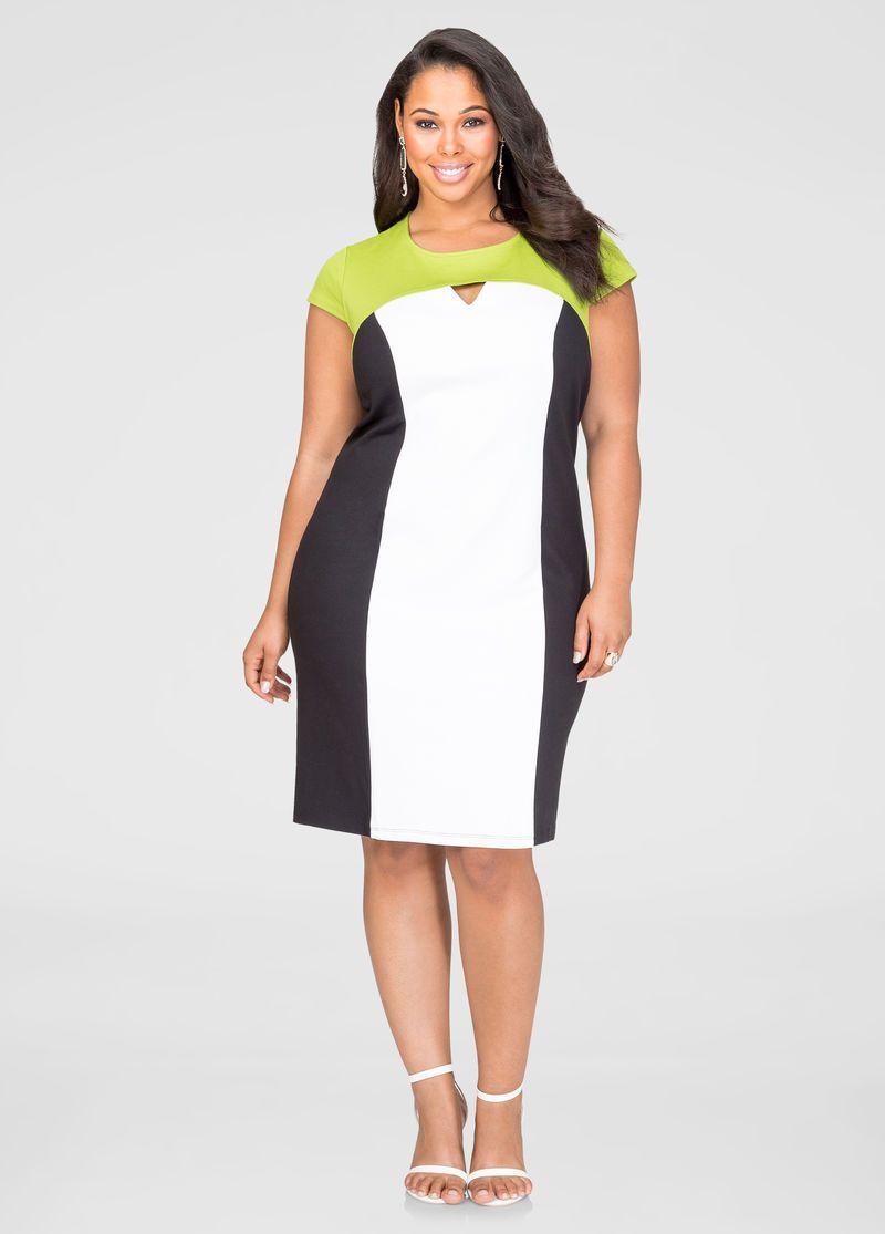 89510660a0 Looking for budget-friendly plus-size fashion  Ashley Stewart ...