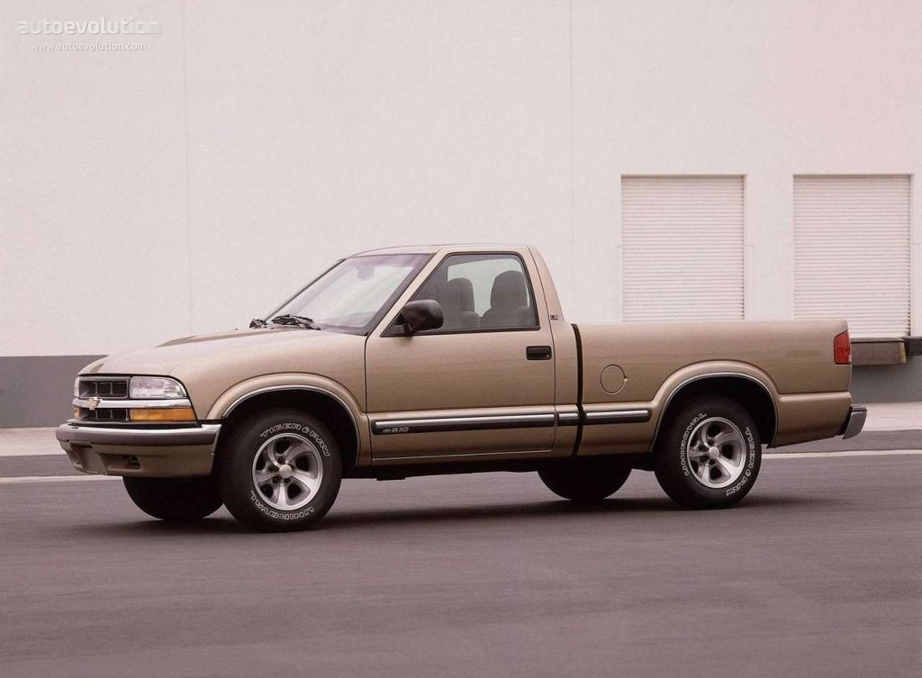 CHEVROLET S-10 Regular Cab