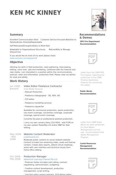 Objective Example Resume Platform Sh Example Of Video Resume Download Video R Downloadable Resume Template Resume Design Template Free Resume Format Download
