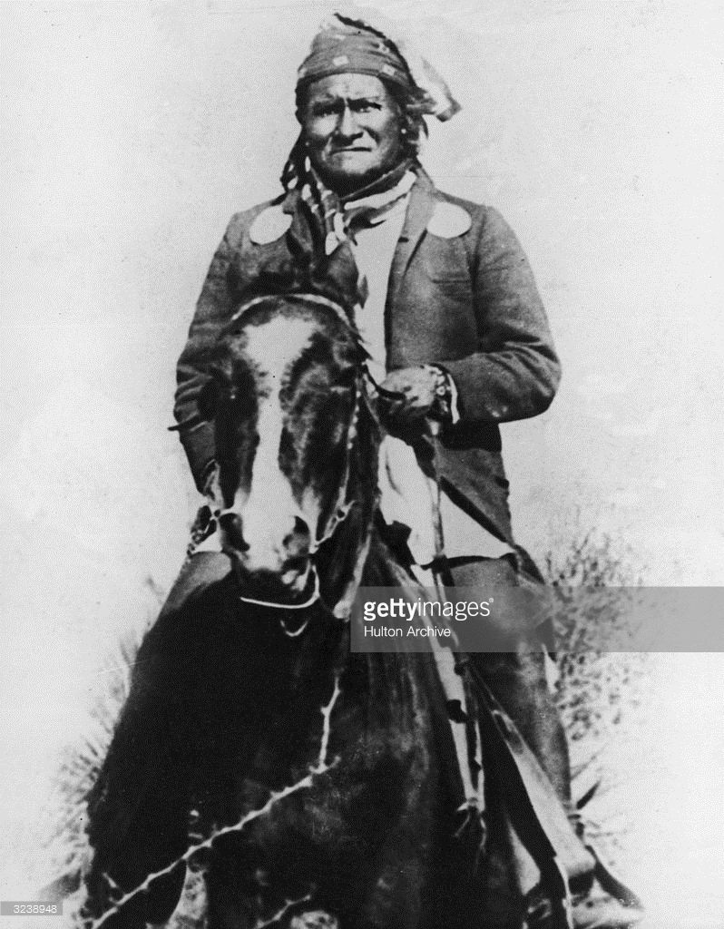 geronimo a great warrior of america Historians would later define his legacy as one of the most legendary warriors in american history  pickens geronimo pensacola  a great-granddaughter of.