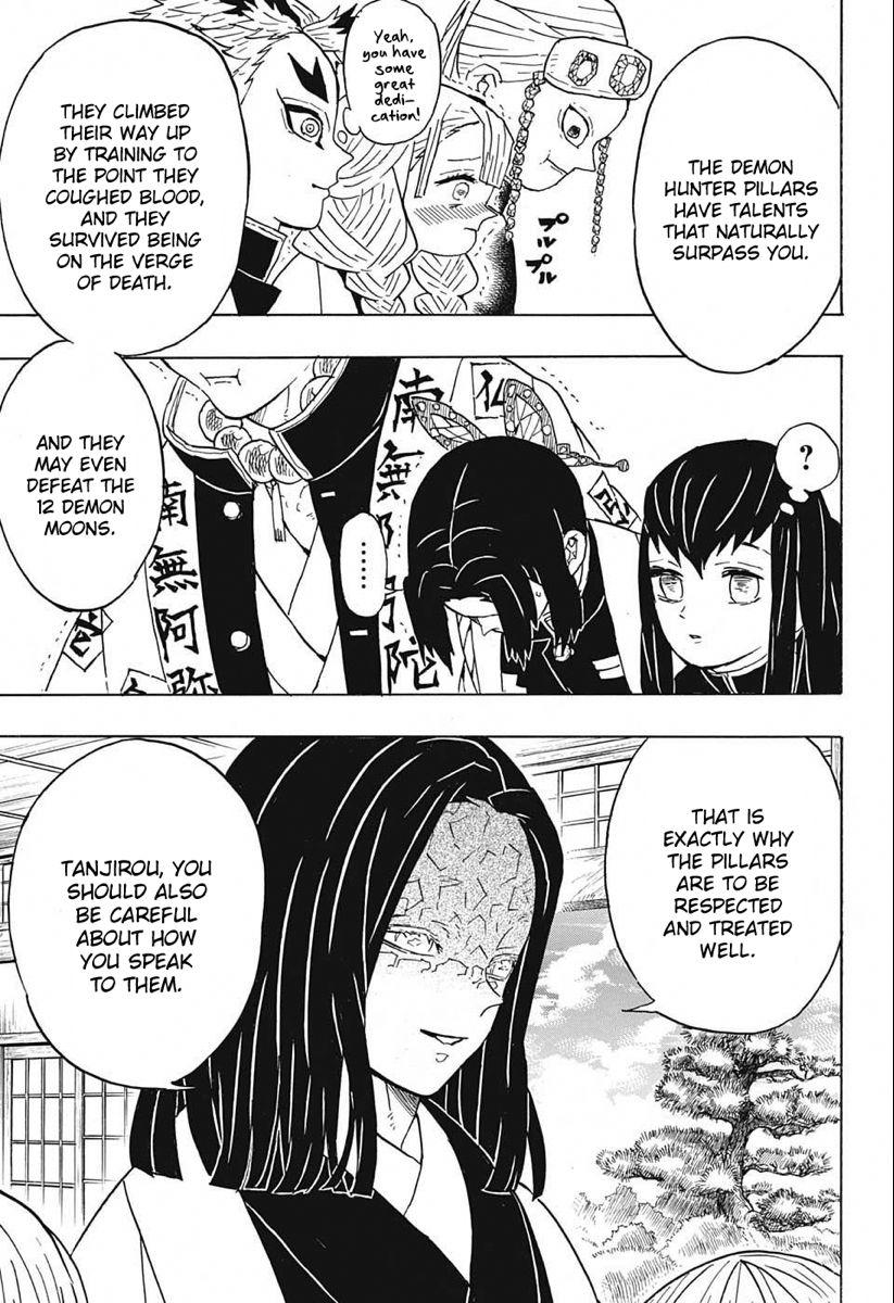 Kimetsu No Yaiba Vol 6 Ch 47 Huff Mangadex Slayer Anime Slayer Demon