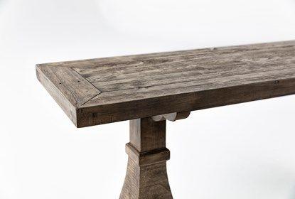 Caden Sofa Table Natural 450 Table Sofa Decor