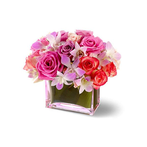 Butterfly Kisses Virtual Flowers Bouquet at iFlowers.com ❤ liked on ...