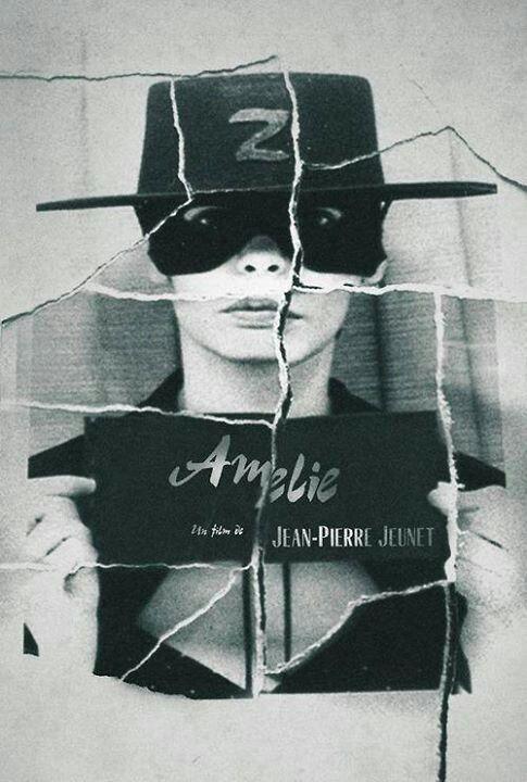 Amelie Libro De Cine Póster De Cine Posters Peliculas