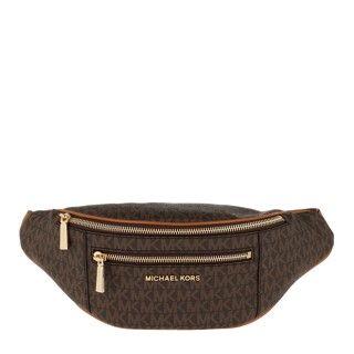 Tasche Mott Medium Belt Bag BrownAcorn in bruin voor