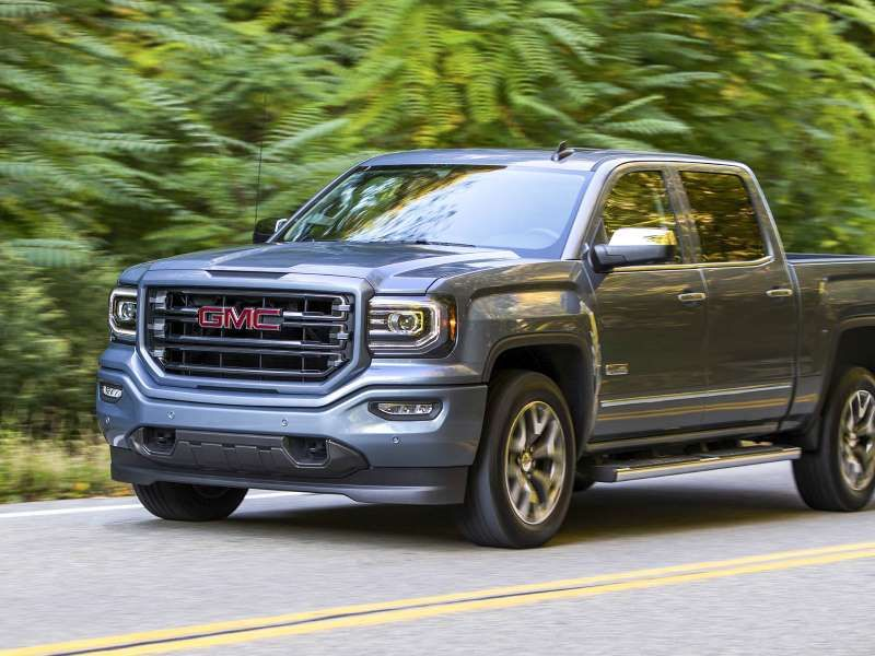 Ytd Sales 89 304vs 2015 8 6 The Gmc Sierra Twin To The