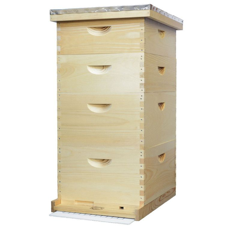10-Frame ADVANCED Complete Standard Hive