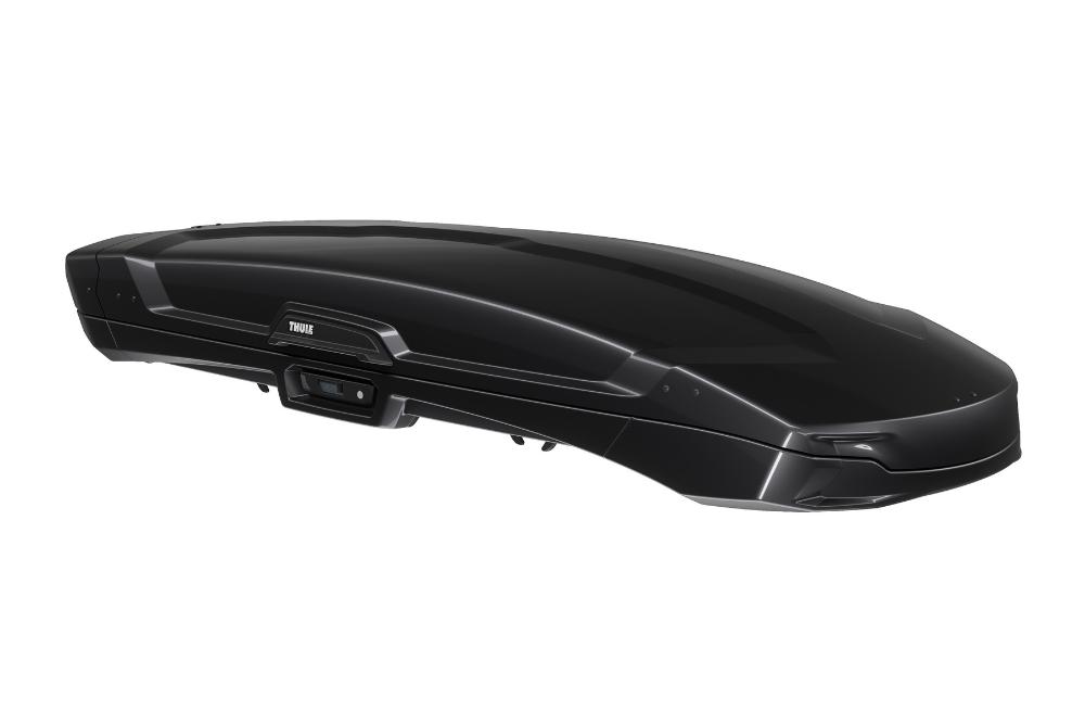 Thule Vector Alpin Black in 2020 Thule, Thule chariot