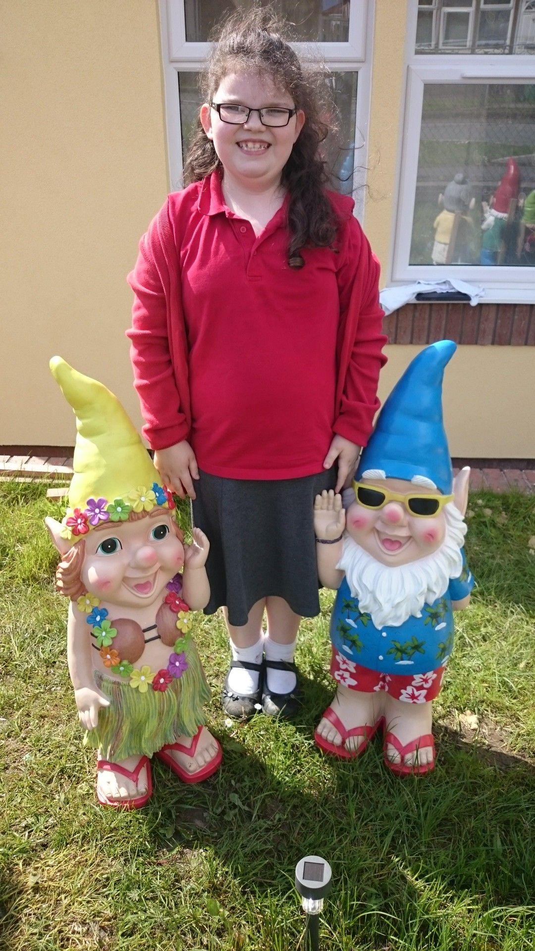 gnomes image by Kayla L Heydt Asda gnomes, Gnome garden