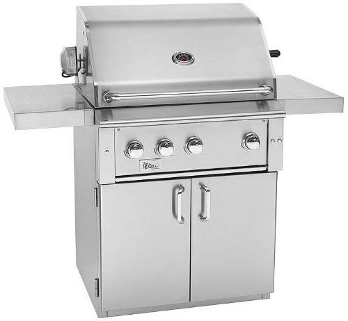 Alturi 36 3 Red Brass Burner Bbq Grill Alt36rbbng Natural Gas You Can Get More Details By Clicking On The Imag Natural Gas Grill Propane Gas Grill Gas Grill