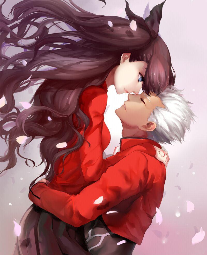 Fate/stay night, Archer (Fate/stay night), Tohsaka Rin