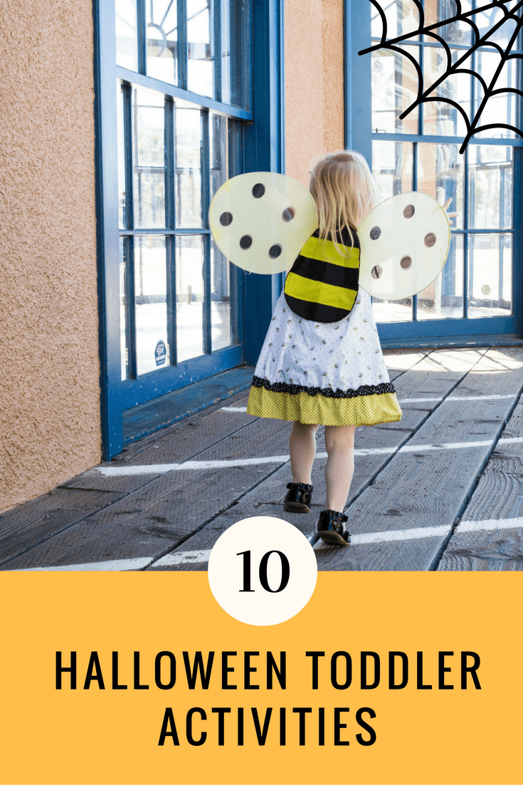 10 Mommy and Me Activities for Halloween | Toddler halloween ...