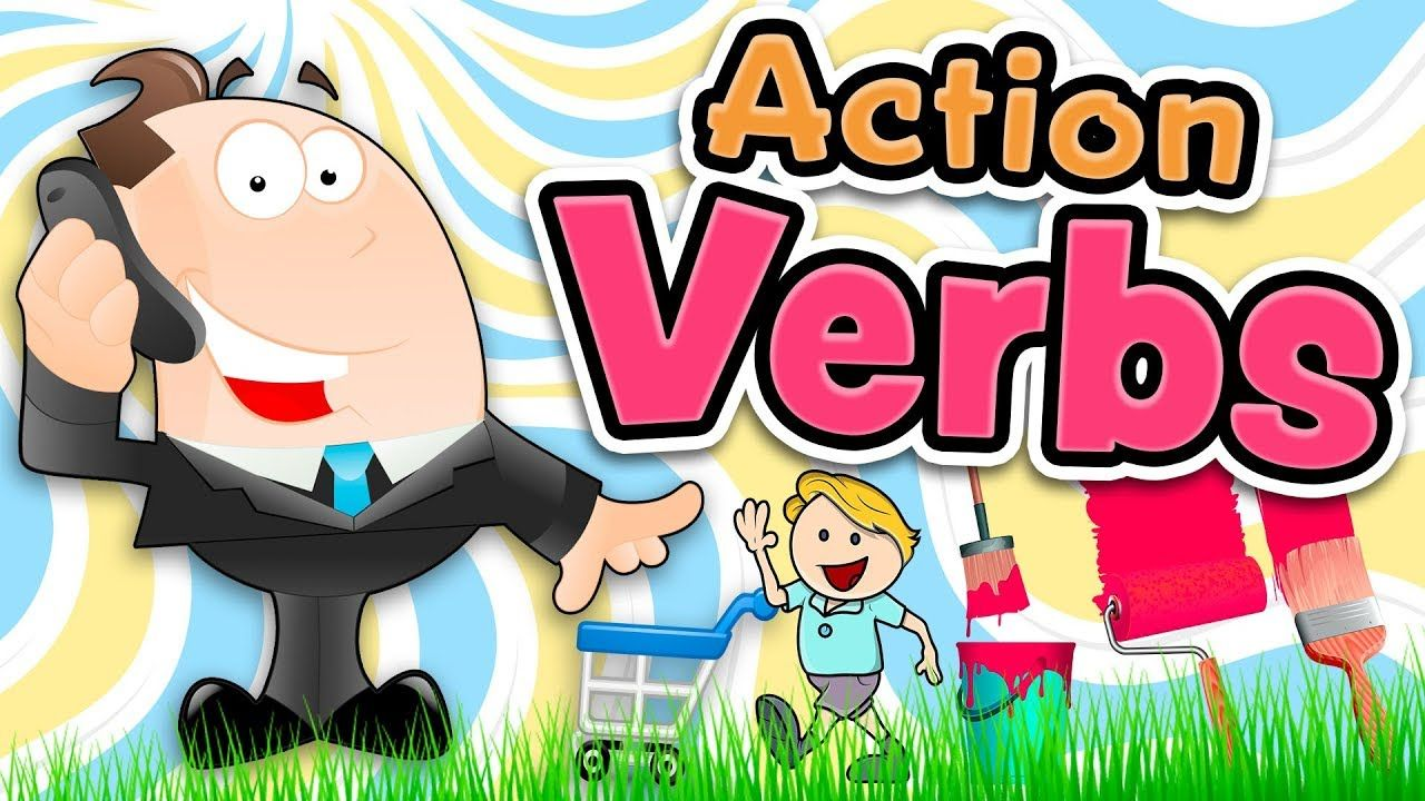 Action Verbs New Pinenglish Teacher On Verbsactionhelpinglinking  Pinterest .