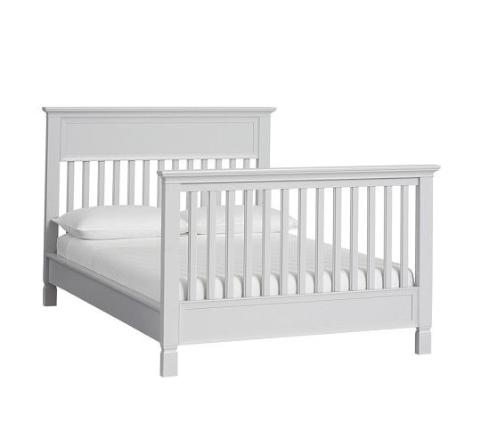 Larkin Crib Full Bed Conversion Kit With Images Larkin Crib