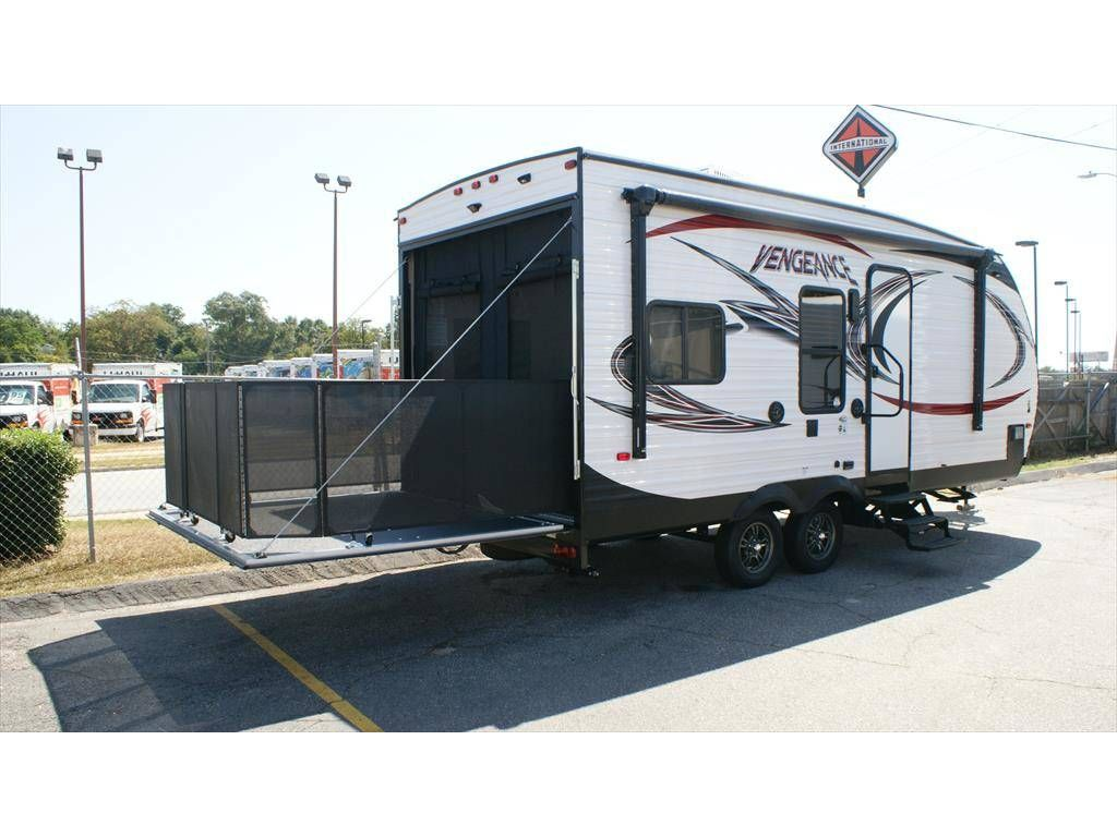 Check Out This 2017 Forest River Vengeance 19v Listing In Columbus