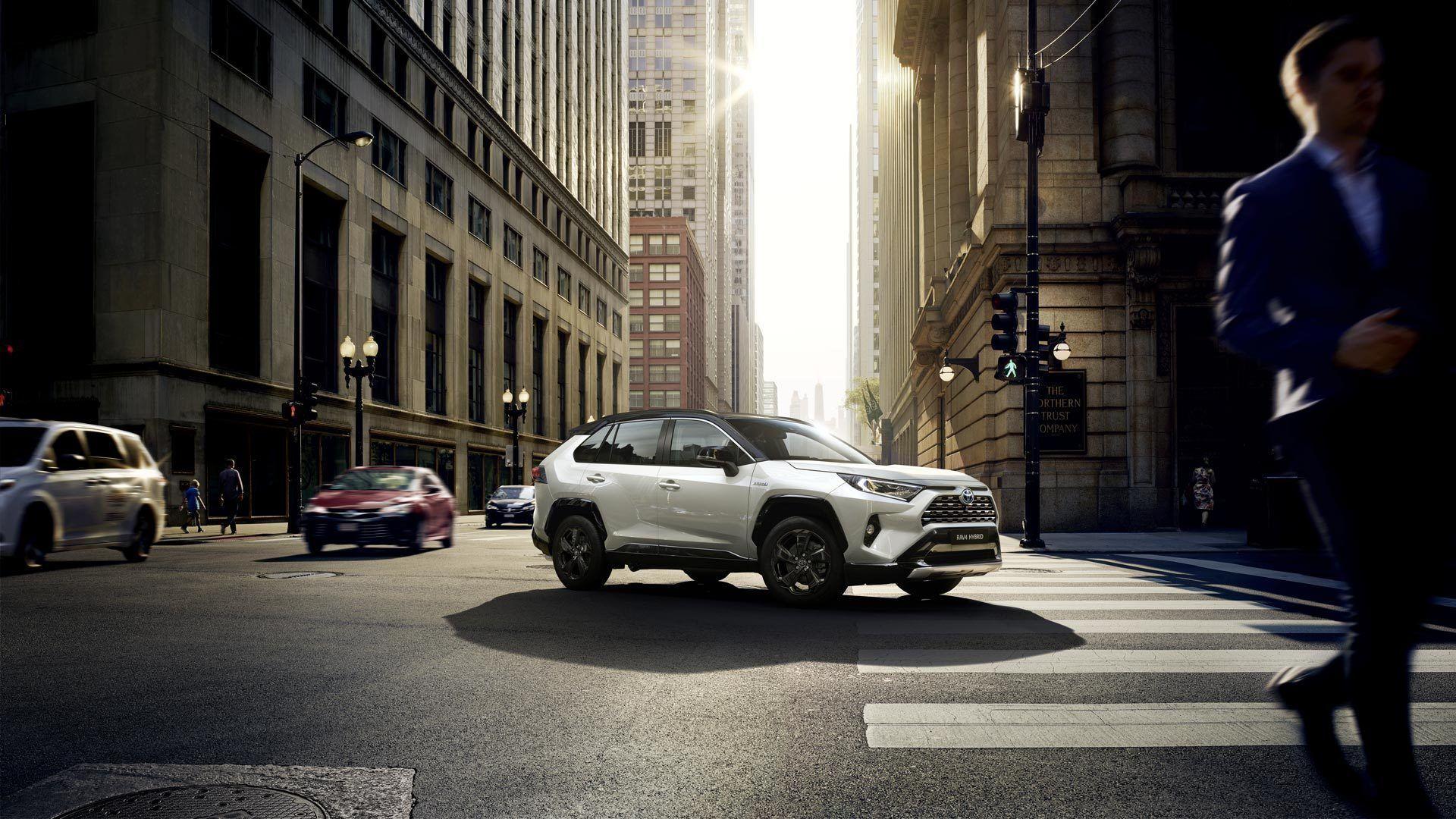 Our 2019 Toyota Rav4 Is Bigger Bolder Safer Powerful More