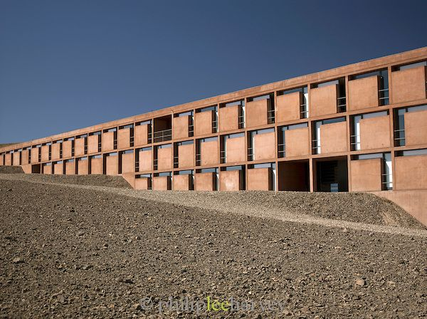 Hotel In Atacama Desert Chili Architecture Pinterest