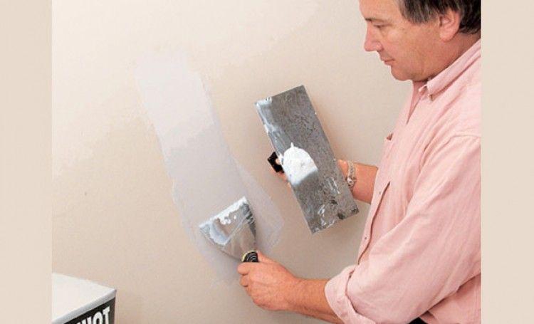 Comment préparer un mur avant de le peindre ou de coller un papier - Comment Peindre Du Papier Peint