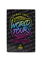 World Tour Magnet | Zumba Wear  Save 10% with discount code 10SALE on www.zumba.com