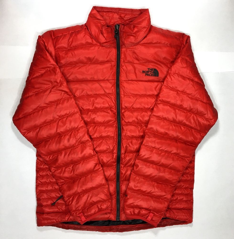 7ea1562e2ec The North Face Men Flare Jacket 550 Down Insulated M RTO Red Winter Sport  Puffer  fashion  clothing  shoes  accessories  mensclothing  coatsjackets  (ebay ...
