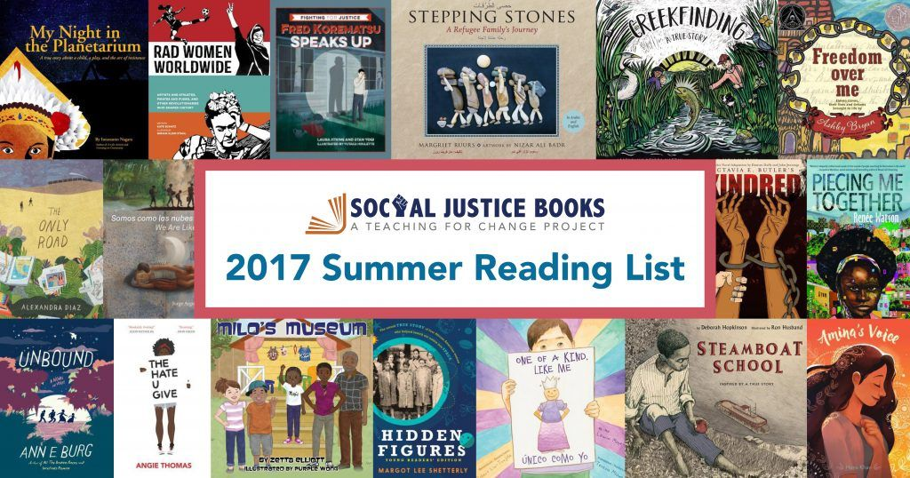 The Best Selection Of Multicultural And Social Justice Books For Children Young Adults And Educators Summer Reading Summer Reading Lists Best Children Books