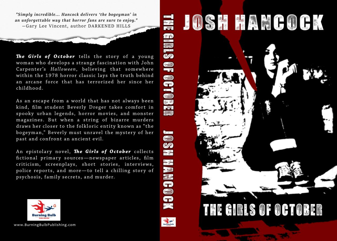"""Author Josh Hancock has created the """"Blair Witch Project"""" of books with """"Girls Of October"""". You can read all about this awesome read right here. http://horrorcabin.com/beware-the-girls-of-october"""