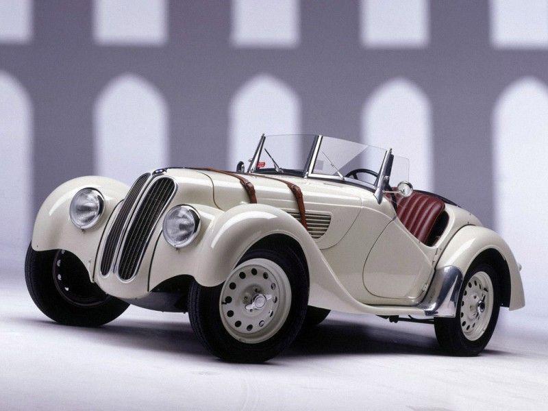 BMW 328 Roadster 1936-1939