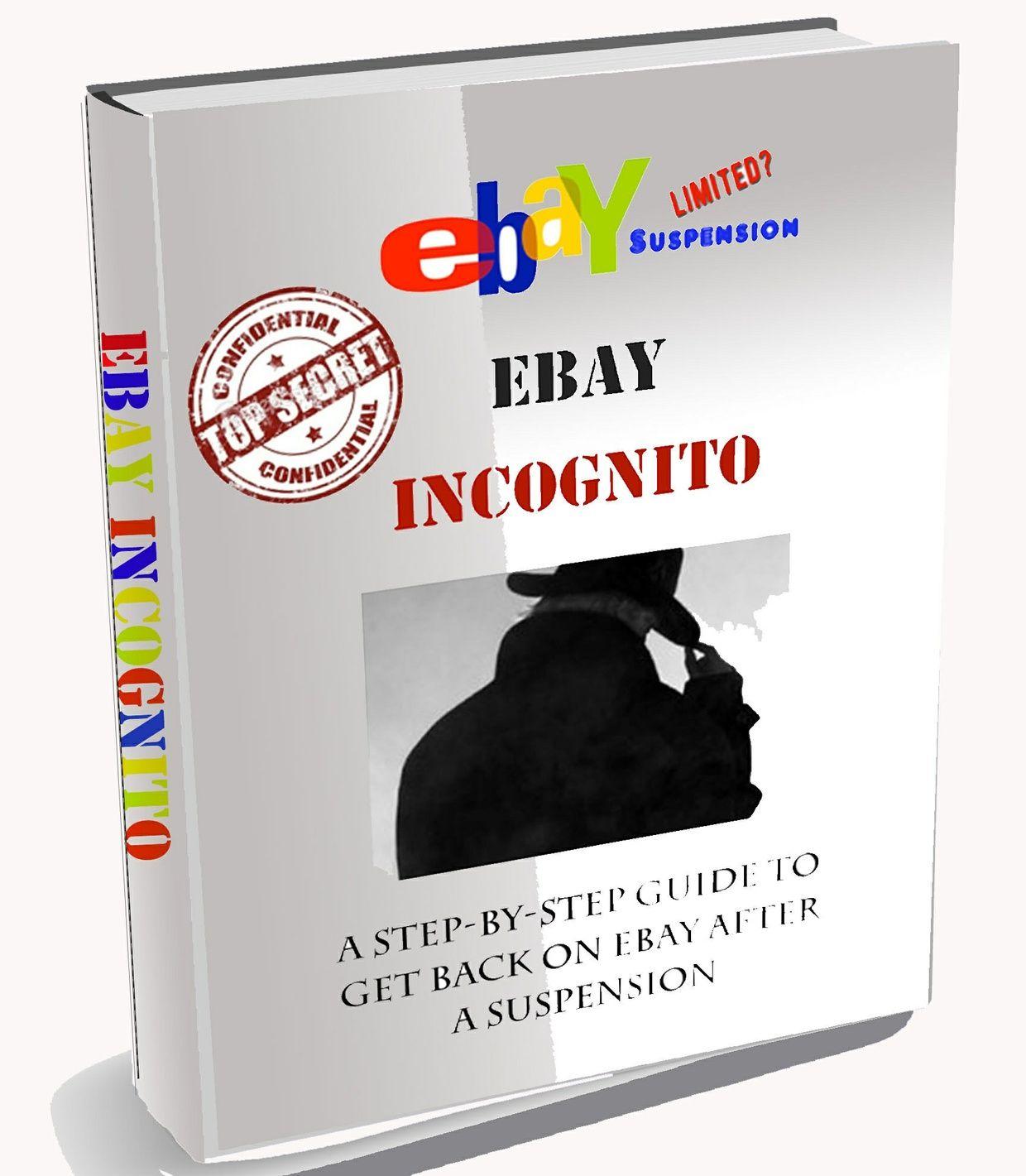 ebay incognito! a guide to ebay & paypal after suspension | ps and ... - Lettino Montessori Yelp