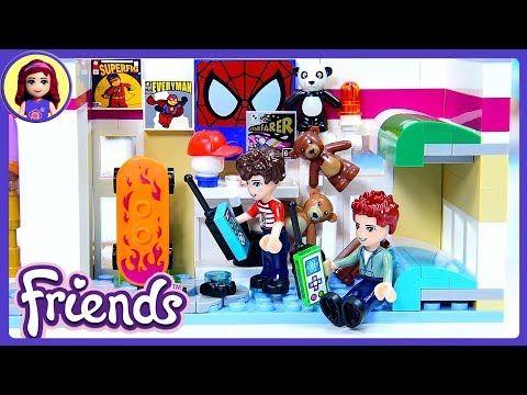 Lego Friends Custom Boys Room For Twins Triplets Renovation Build