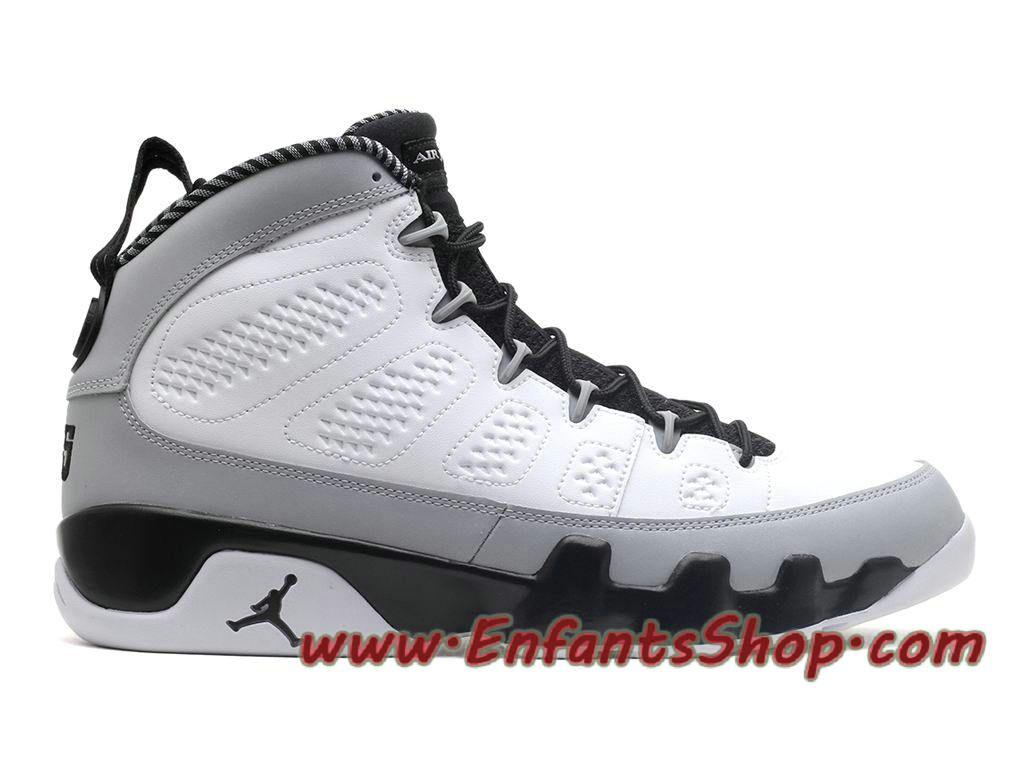 Air Jordan 9 Retro Birmingham Barons 302370-106 Chaussures Basket Jordan  Pas Cher Pour Homme