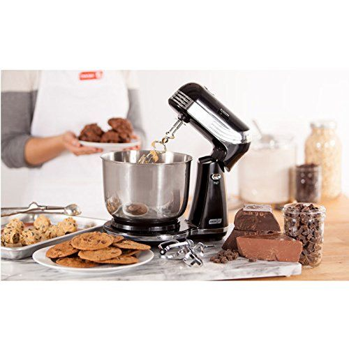 Dash Stand Mixer Electric Mixer For Everyday Use 6 Speed Stand